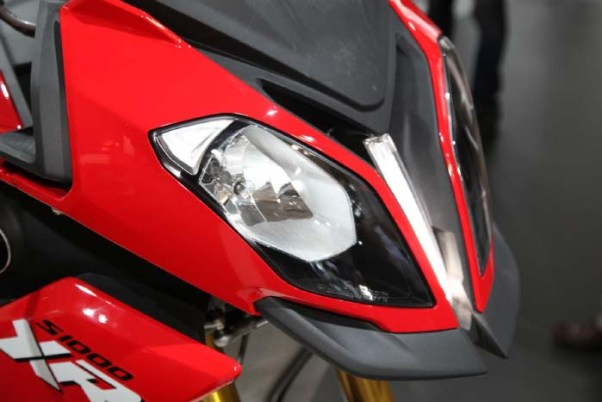 New BMW S1000XR