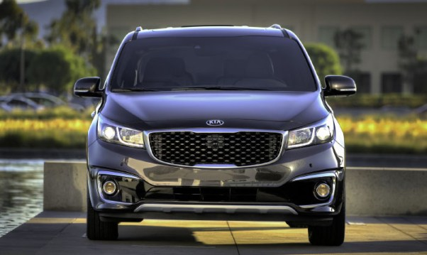 2018 Kia Sedona Performance