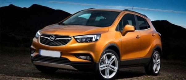 2018 Opel Mokka Price
