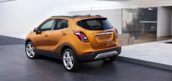 2018 Opel Mokka Release Date