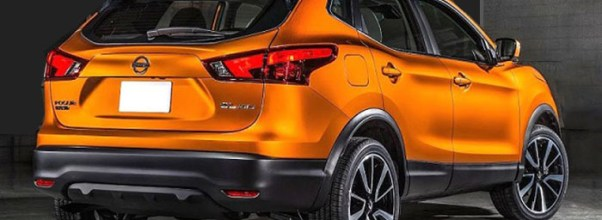 new 2019-Nissan-Rogue-rear