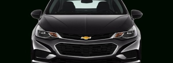 2019 Chevy Cruze look