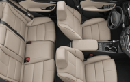 2019 Chevy Impala interior seats
