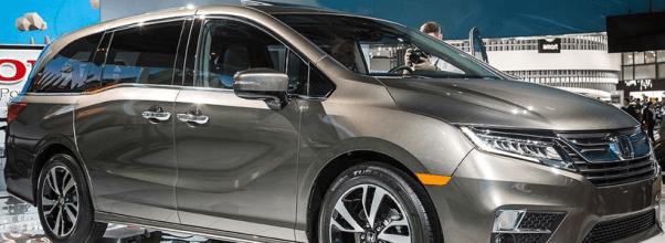 2020 Honda Odyssey Type R Redesign