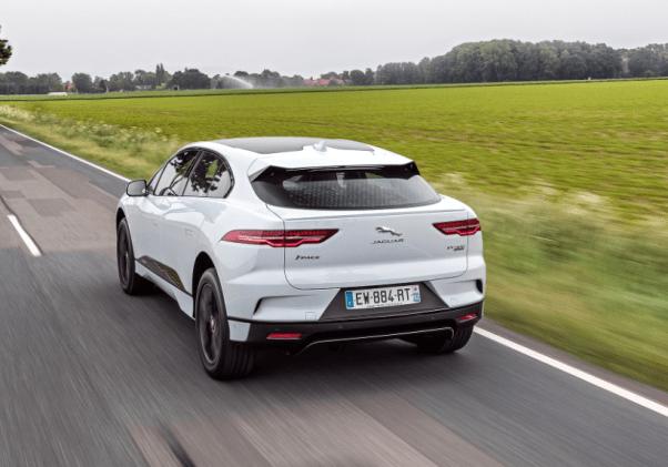2020 Jaguar E Pace Exterior