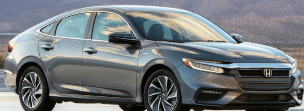2020 Honda Insight Redesign