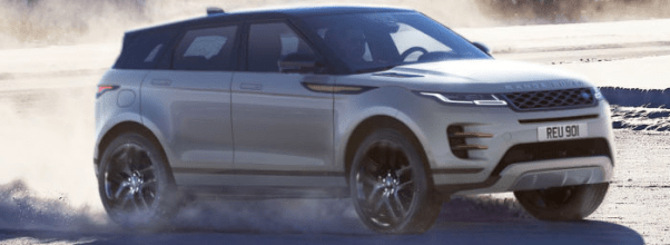 2020 Land Rover Plug-In Hybrid Redesign
