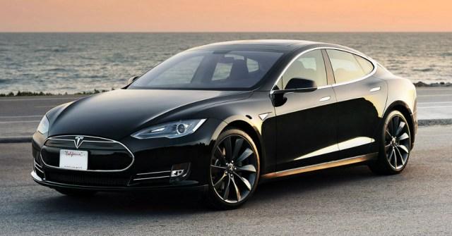 12.25.15 - 2016 Tesla Model S