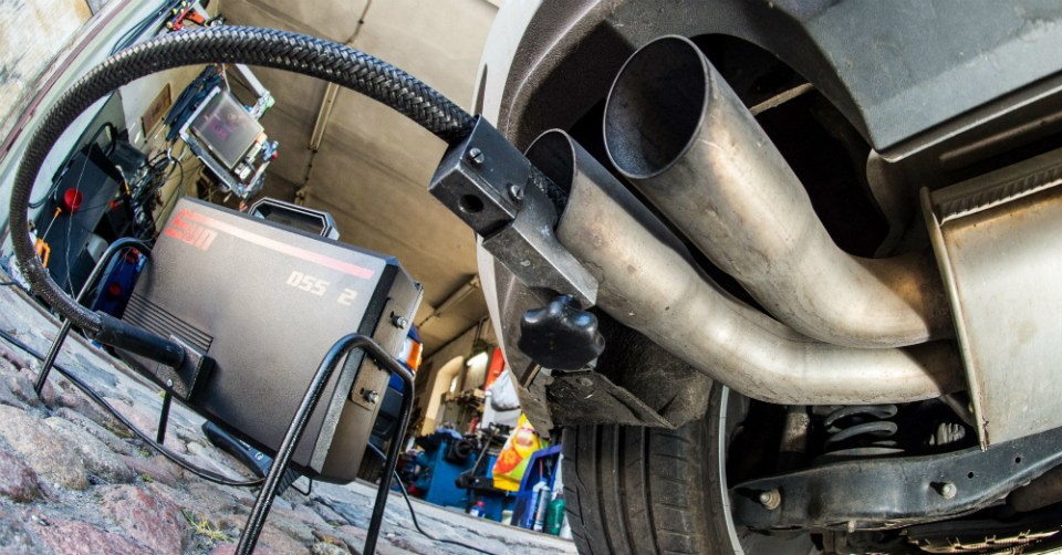 Volkswagen fix emissions