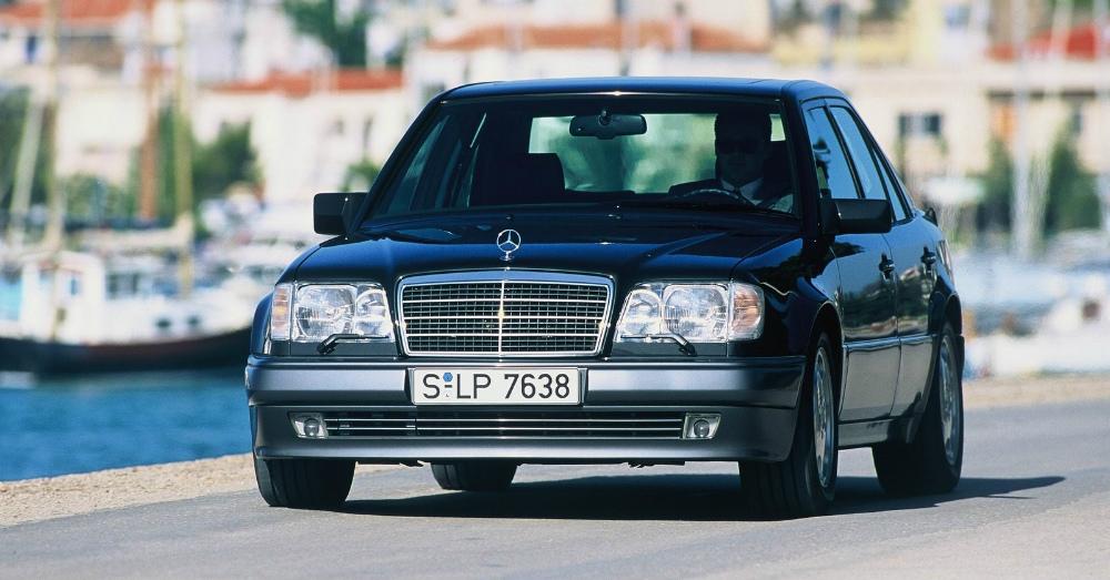 01.09.16 - 1991 Mercedes-Benz 500E