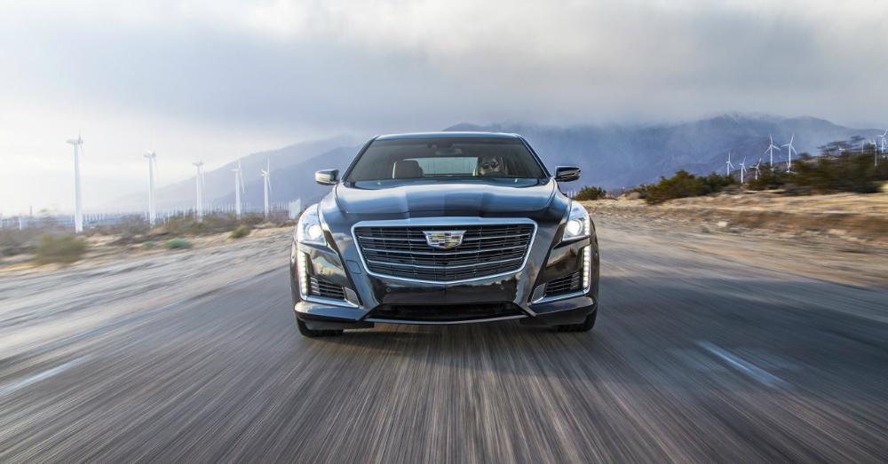 05.01.16 - 2016 Cadillac CTS-V Sport