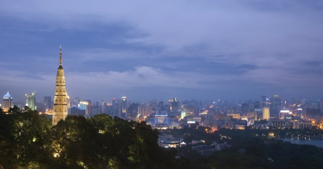 06.30.16 - Hangzhou Skyline