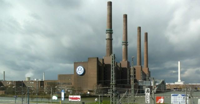 11.28.16 - Volkswagen Wolfsburg Plant