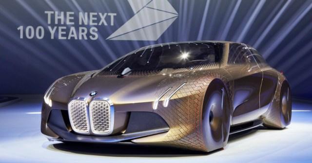 12.28.16 - BMW iNEXT Concept