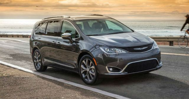 You Want to Drive the Chrysler Pacifica