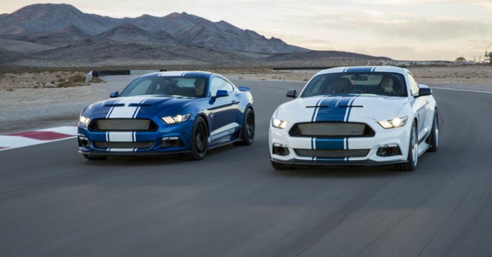 Power Glorious Power in the Mustang Shelby Super Snake