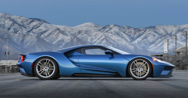 The John Cena Owned Ford GT Reaches a Happy Ending