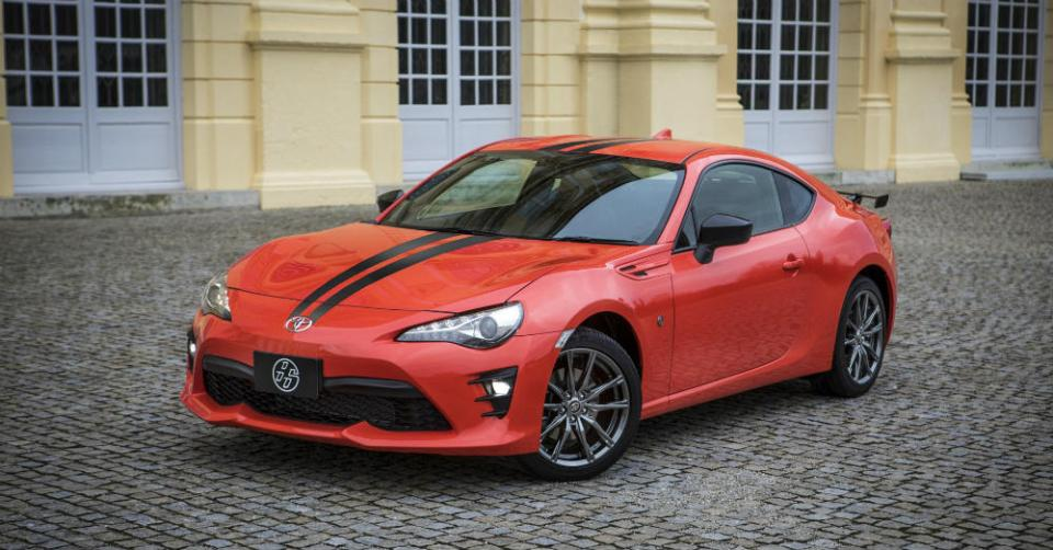 Let the Toyota 86 Be the Small Active and Fun Car for You