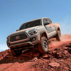 Truck Love - The Toyota Tacoma