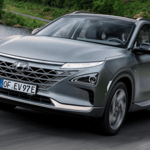 The Hyundai NEXO is Ready to Go