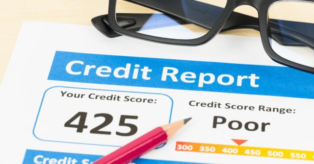 Dont Let Your Bad Credit hold You Back