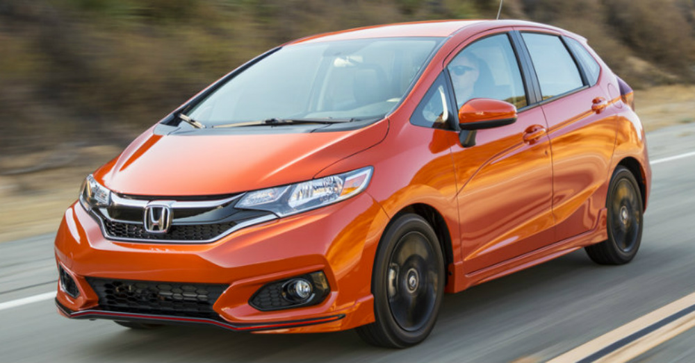 Sporty - This Honda has the Fit You Need