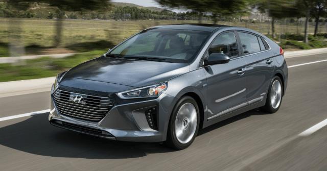 Going Hybrid with Hyundai