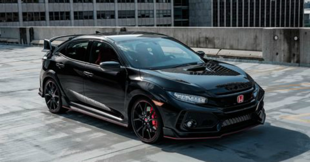 Fun To Drive - The Improved Honda Civic