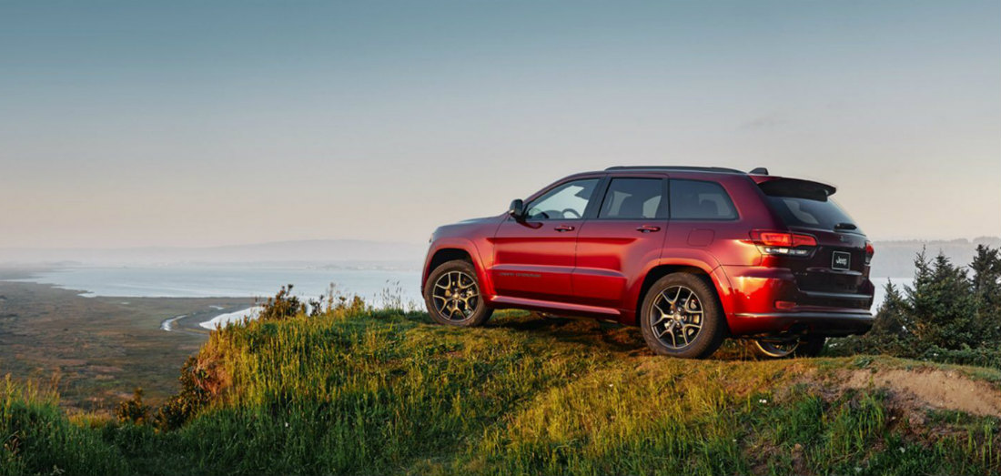 American SUV - The Jeep Cherokee is Right for You