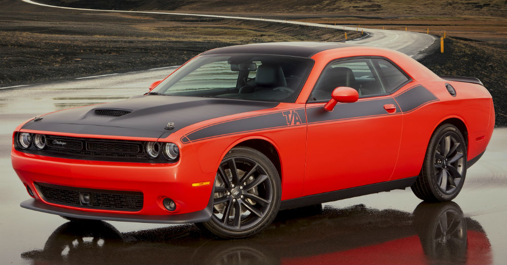 2020 Challenger - Show Off in the Dodge Challenger
