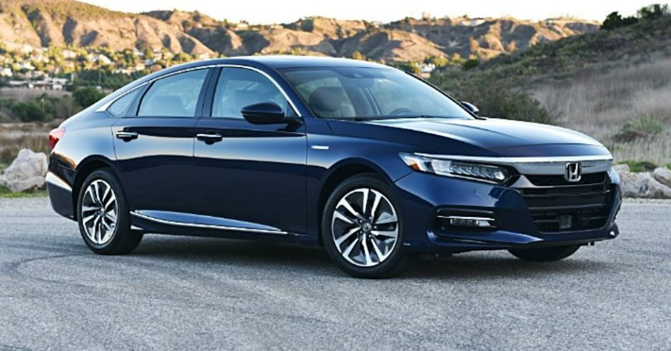 2020 Accord - Find the Right Stuff in this Honda Sedan