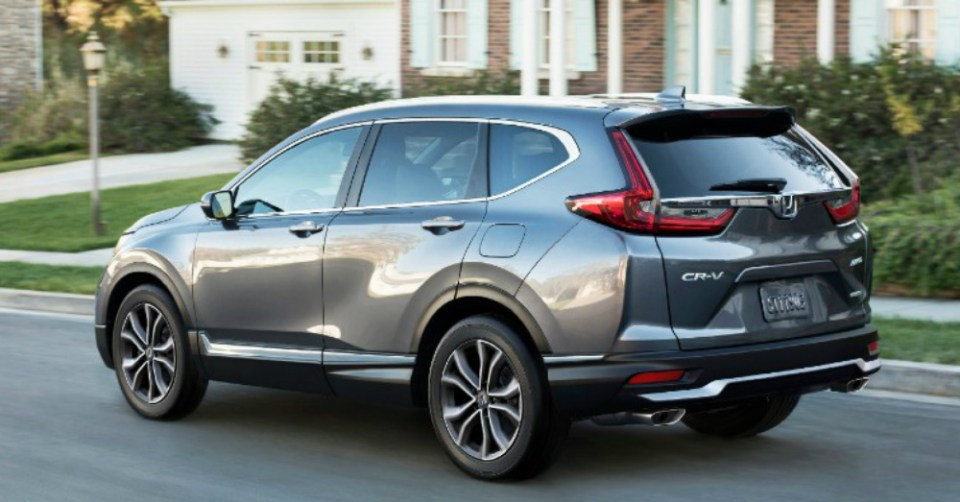 2020 Honda CR-V is the Right Compact Crossover for You