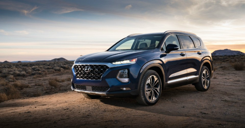 2020 Hyundai Santa Fe Offers Abundance in this SUV