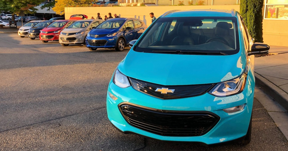 Additional Range Means a Lot in the Chevy Bolt EV