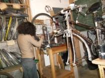 Mécanique à l'atelier