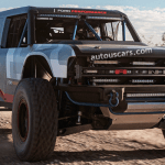 2021 Ford Bronco Reveal Date