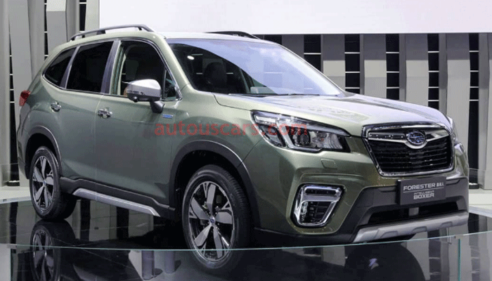 2021 subaru forester redesign » auto us cars