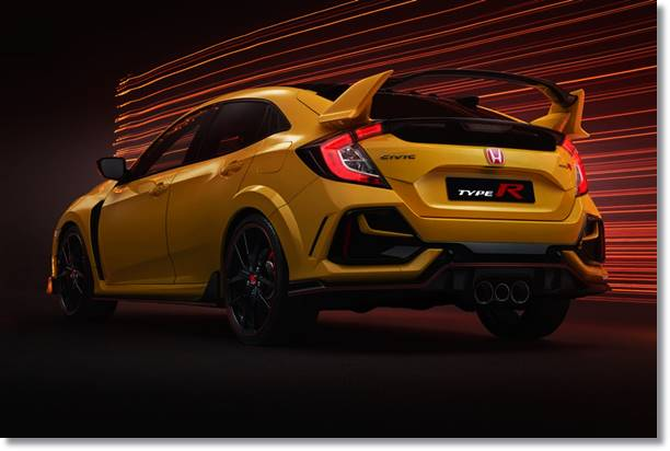 2022 Honda Civic Type R AWD