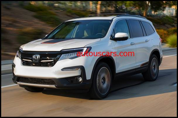 2022 Honda Pilot Redesign
