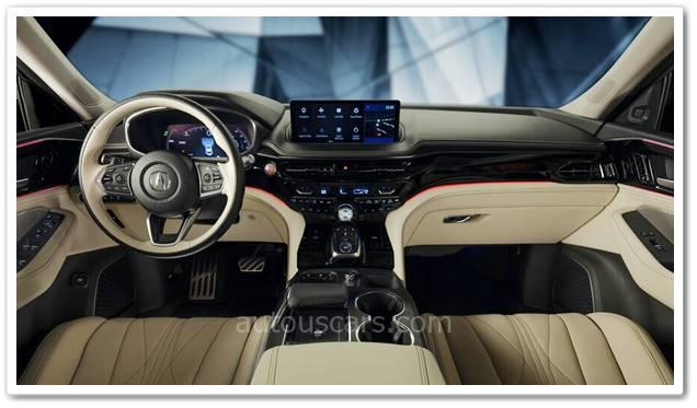 2022 Acura MDX Redesign