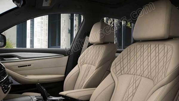 2022 BMW 5 Series Interior
