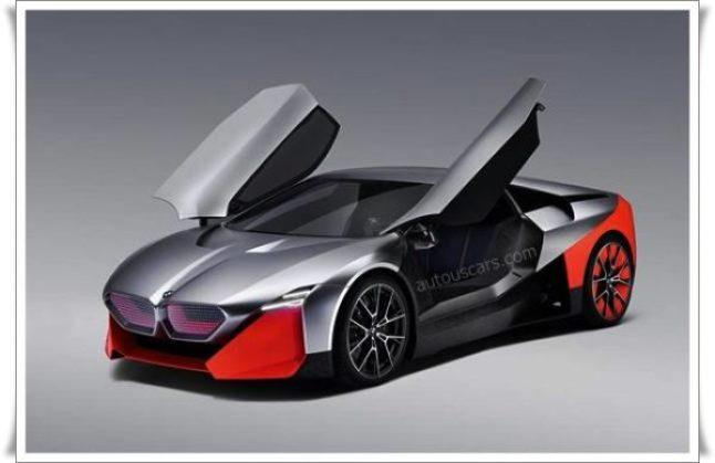 2022 BMW i8 Review