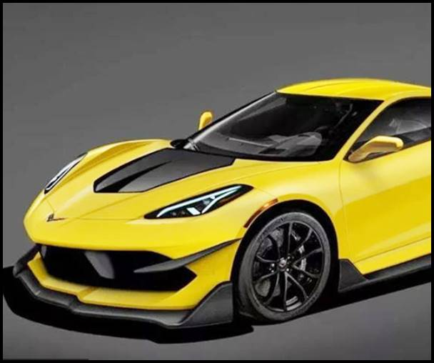 2022 Chevrolet Corvette Z06 / ZR1 Price