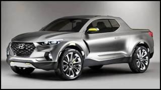 2022 Hyundai Santa Cruz Truck Pickup Price