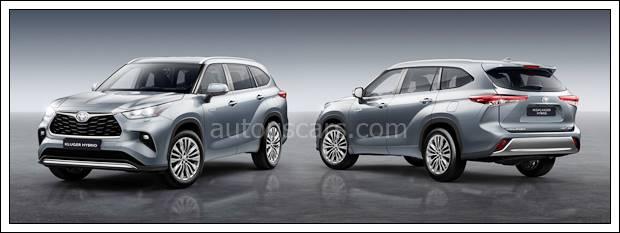 2022 Toyota Highlander Release Date