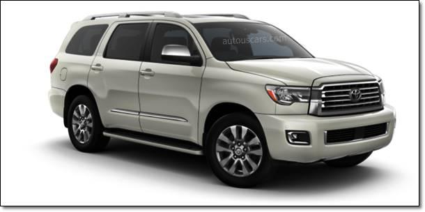 2022 Toyota Sequoia Exterior