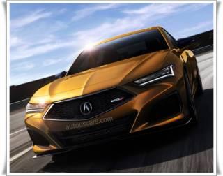 2022 Acura TLX Type S Specs