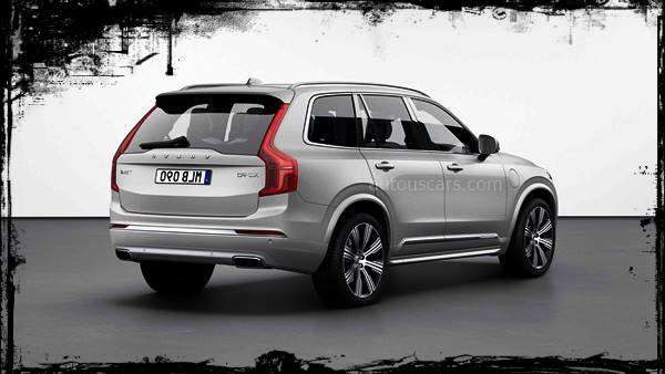 2022 Volvo XC90 Electric