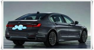 2023 BMW 7 Exterior