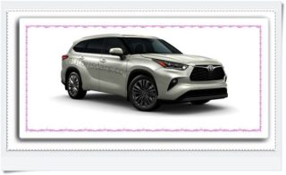 2023 Toyota Highlander Redesign